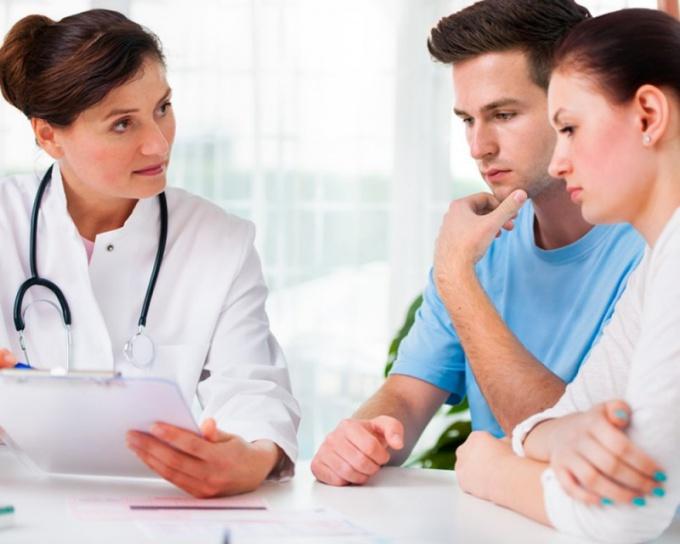 анализы, которые рекомендуется сдать паре перед зачатием