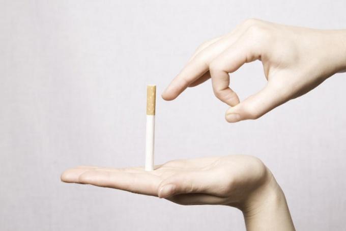 Электронная сигарета как замена настоящей