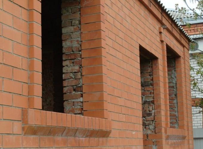 Стены - основной конструктивный элемент здания
