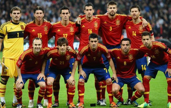 Как сыграла сборная Испании на ЧМ 2014 по футболу