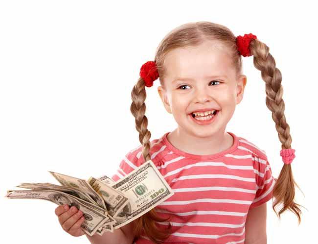 Как научить подростка правильно распоряжаться деньгами