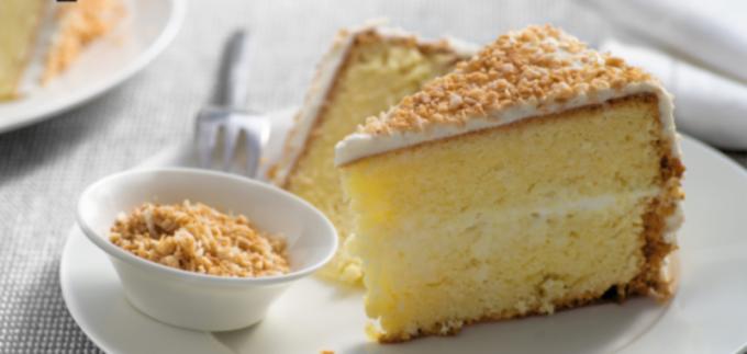 Изумительный торт «Баунти»
