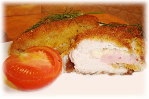 Кордон-блю из курицы