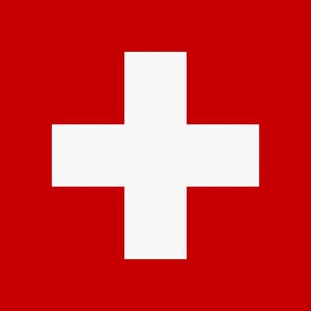 История швейцарского флага