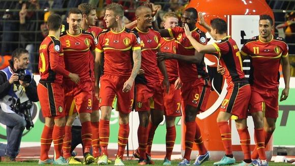 Как сыграла сборная Бельгии на ЧМ 2014 по футболу