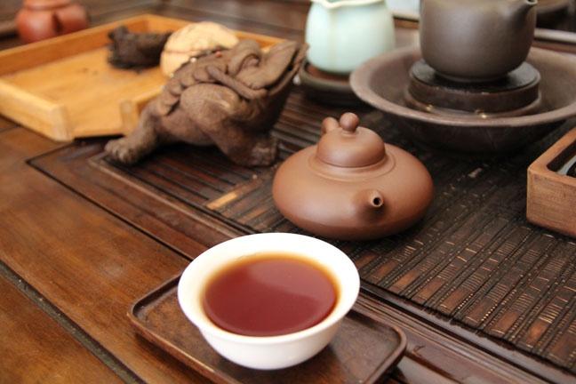 Польза и вред чая пуэр
