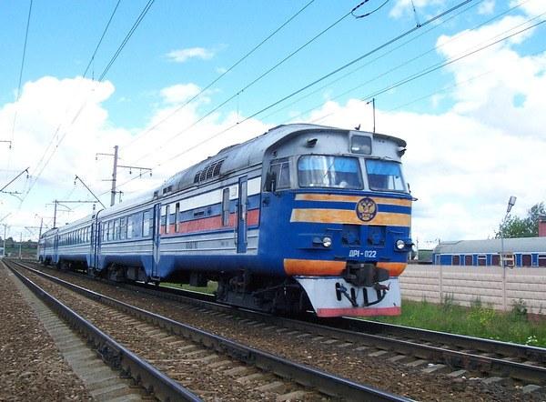 Поезд до Белгорода
