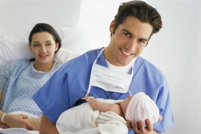 Мама, доктор и малыш