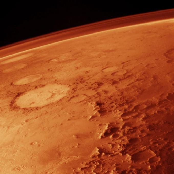 Какое расстояние от Земли до Марса