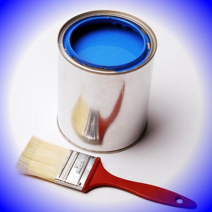 Краски для малярных работ