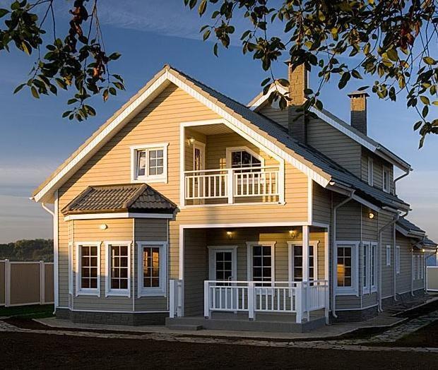 Каркасное домостроение относят к самым недорогим