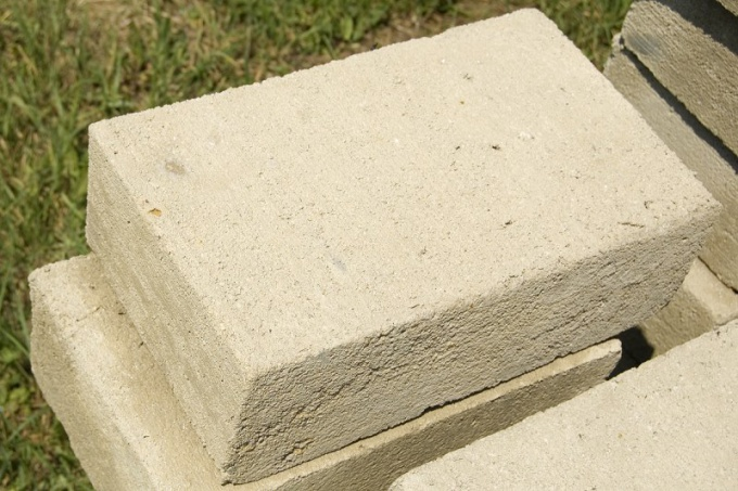 Cellular concrete is very popular