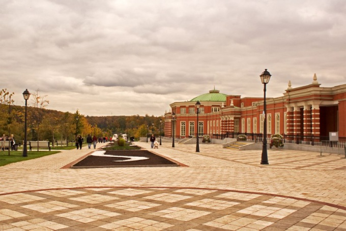 How to get to Tsaritsyno