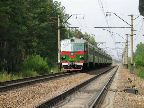 From Voskresensk to Moscow