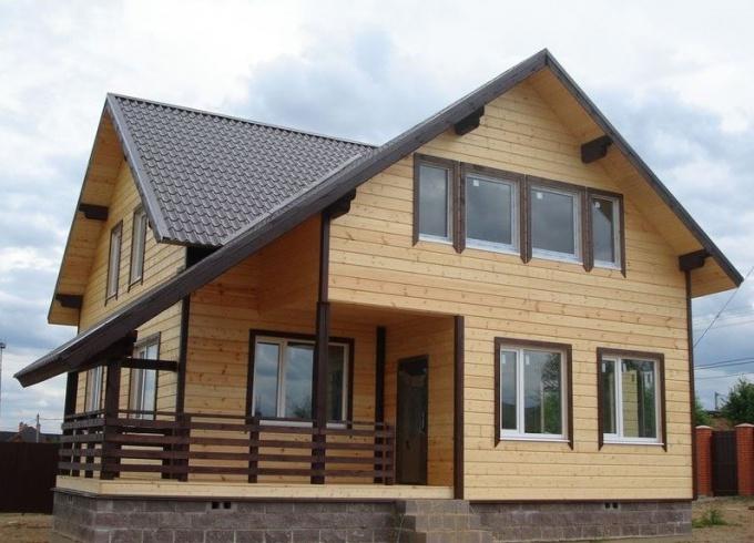 Как самим строить дом