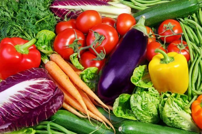 От каких овощей может быть запор