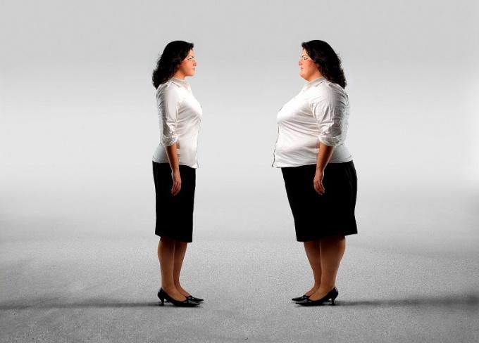 Из-за гормонального дисбаланса в организме человек может располнеть до неузнаваемости