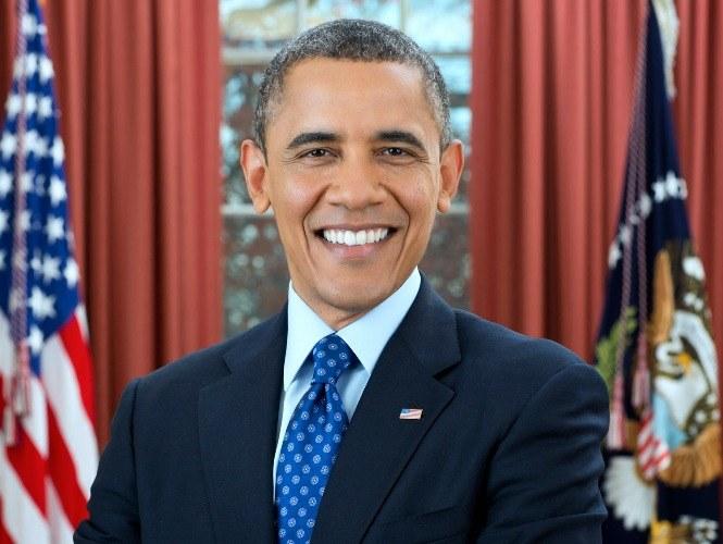 От какой партии Обама