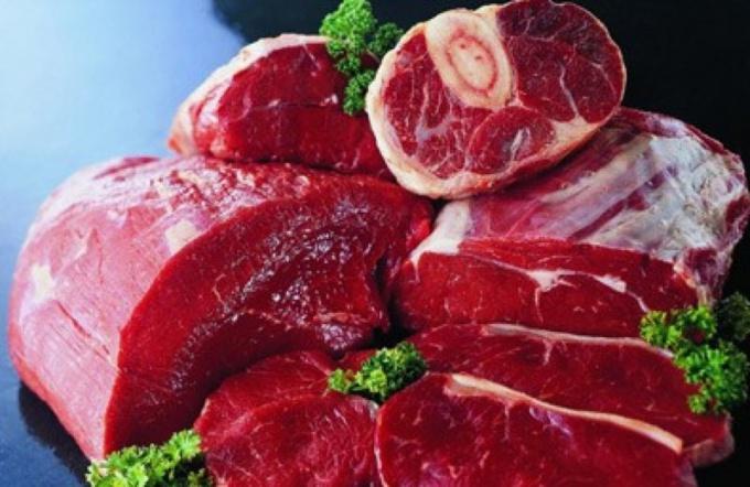 Какое мясо называют говядиной