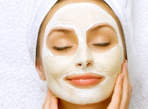 Cosmetic clay is a great natural remedy for acne