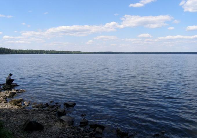 Озеро Балтым — одно из любимых мест отдыха екатеринбуржцев рядом с городом