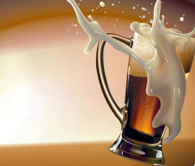 Как протрезветь после пива