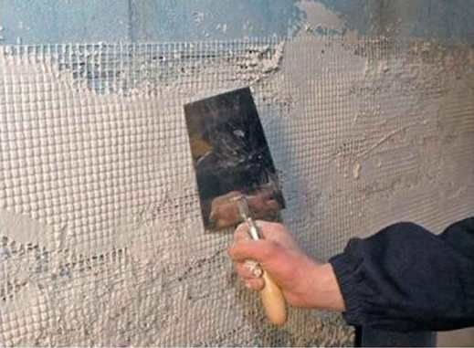 How to make putty grid