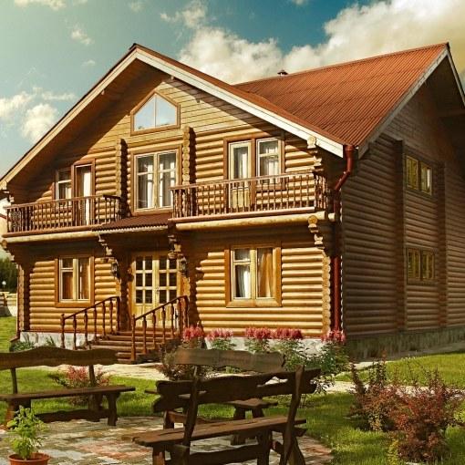 Какой деревянный дом лучше строить