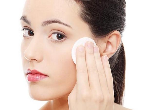 очищение кожи фото