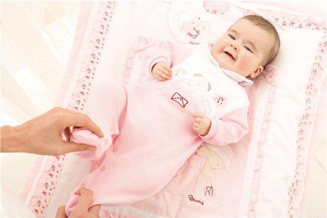 Как формировать гардероб малыша