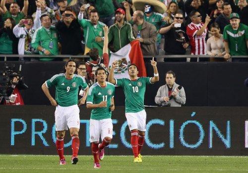 Как выступила сборная Мексики на ЧМ 2014 по футболу