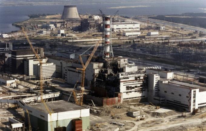 Почему случился взрыв на Чернобыле