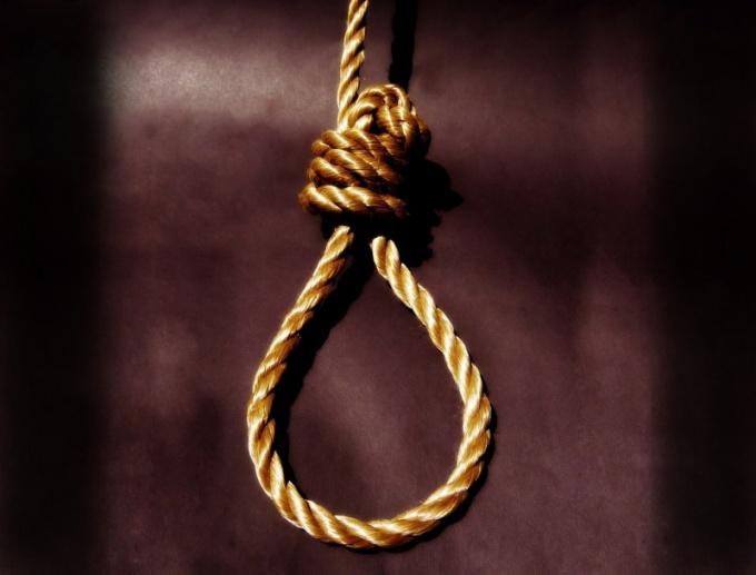 As manifested suicidal tendencies?