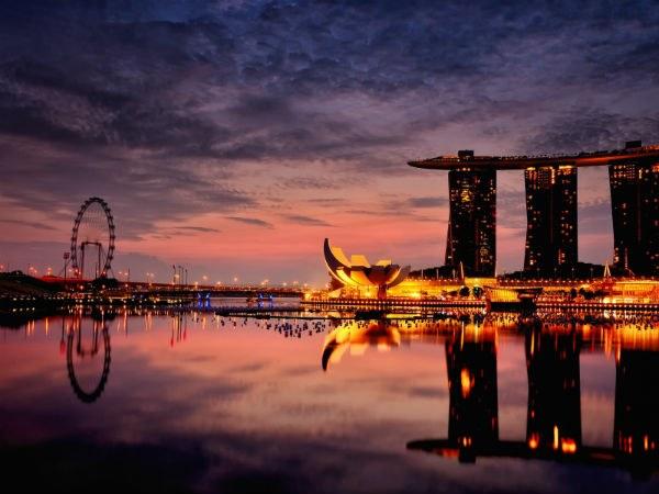Сингапур - город -страна
