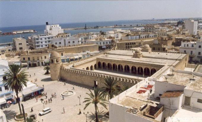 Что за страна Тунис