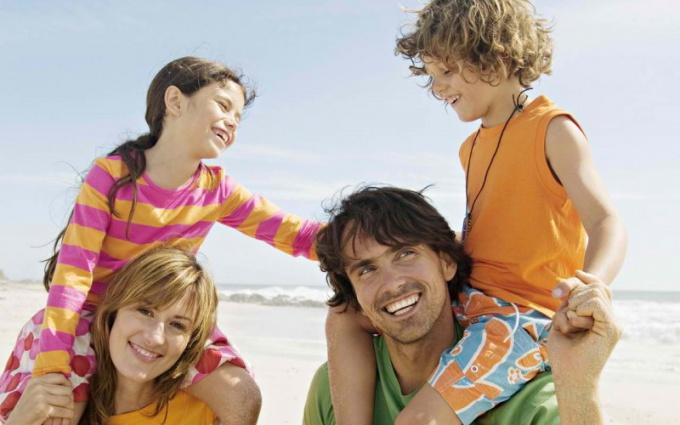 Как семья влияет на личность