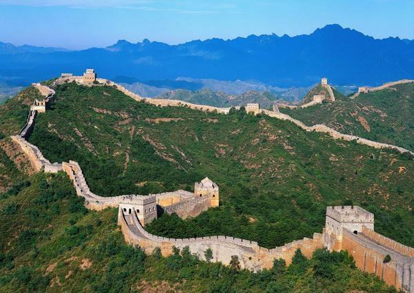 Как строилась великая китайская стена