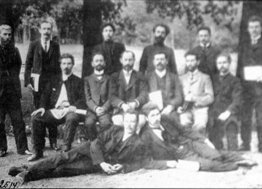 Фракция социал-демократов в Государственной Думе, 1906 г