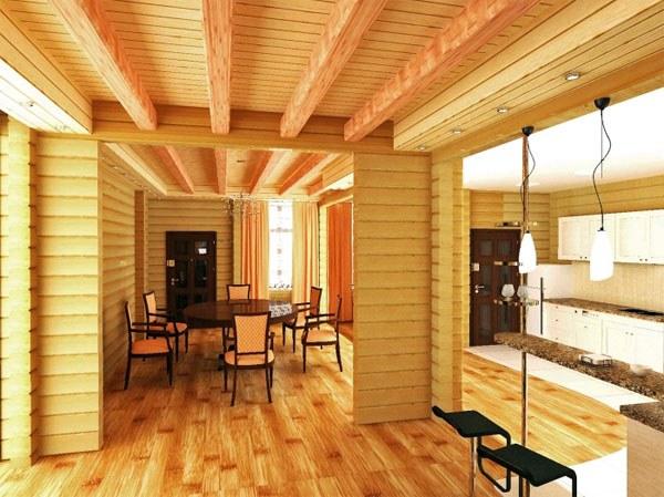 В строительстве домов из бруса часто возникать необходимость его наращивания
