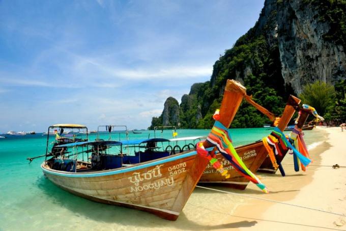 Как самостоятельно поехать в Тайланд