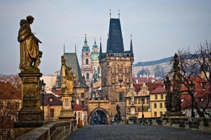 Как самостоятельно поехать в Прагу в 2018 году