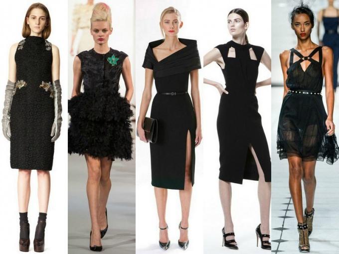 Как выбрать платье футляр