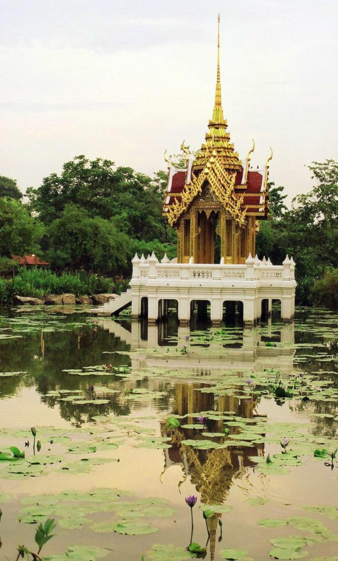 Синтоистский храм – место обращения и молитвы к духам за помощью