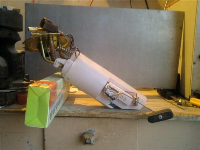 Fuel pump Lanos