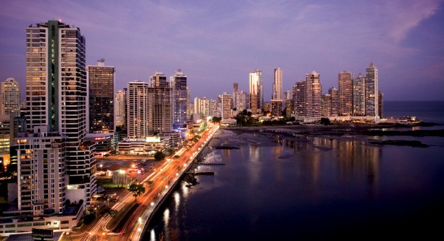 Что за страна Панама