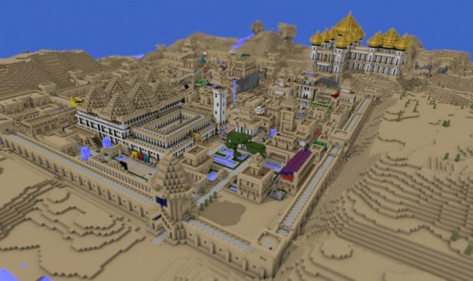 С помощью подходящих текстур мир Minecraft можно сделать красивее