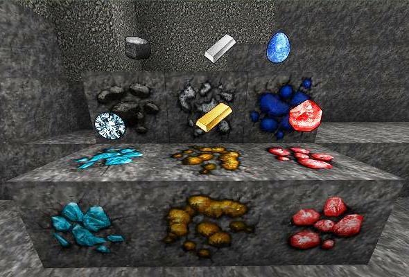 Интересные текстуры преобразят игровой мир