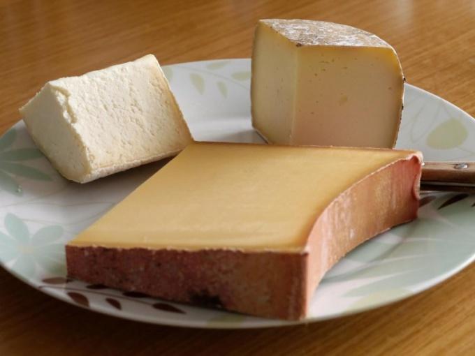 Нежирный сыр - диетический и вкусный продукт