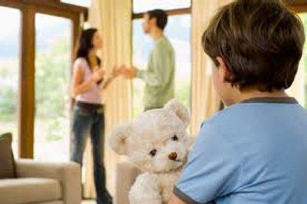 Как помирить своих родителей друг с другом