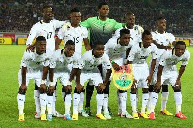 Как сыграла сборная Ганы на ЧМ 2014 по футболу